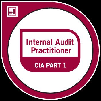 Formation IAP, Internal Audit Practitionner, préparation à l'examen