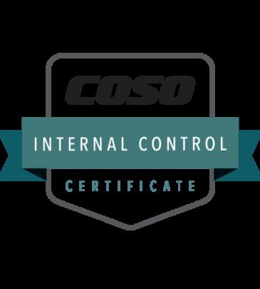Formation COSO, Référentiel de contrôle interne – Cycle Certifiant