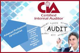 Wébinaire, Tout Savoir sur la Certification en Audit Interne CIA