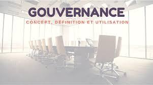 Formation 7 Comprendre et Evaluer les Pratiques de Gouvernance de l'Entreprise