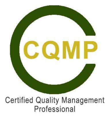 Formation CQMP, Certified Quality Management Professional. Préparation à la certification