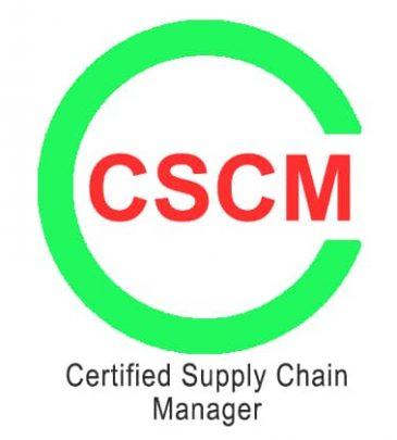 Formation CSCM, Certified Supply Chain Manager. Préparation à la certification