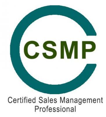 Formation CSMP, Certified Sales Management Professional. Préparation à la certification