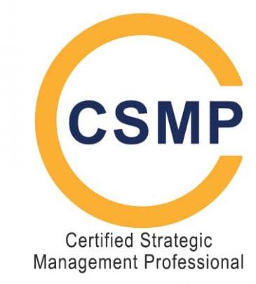 Formation CSMP, Certified Strategic Management Professional. Préparation à la certification