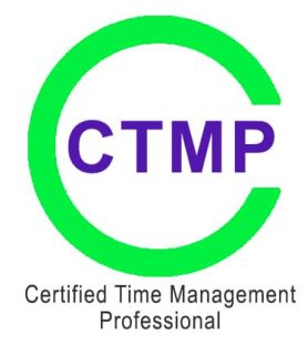 Formation CTMP, Certified Time Management Professional. Préparation à la certification